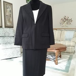 Chico's Gently-used Suit  Size 2 (L)